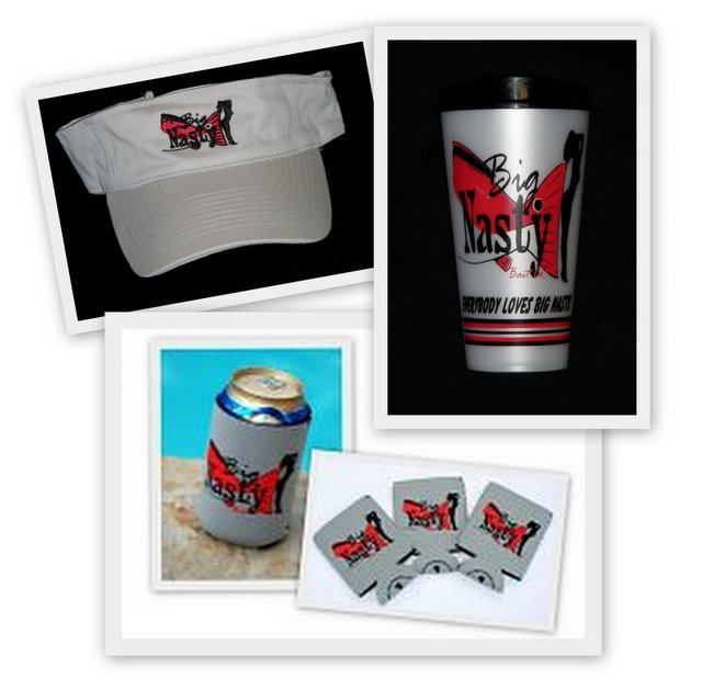 Koozies, Visors, Drybag, Everything Else...